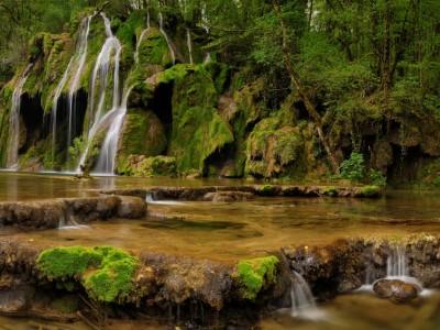 La cascade des Tuffs