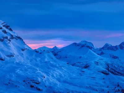 Dernières lueurs sur la Savoie